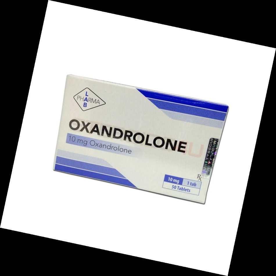 Oxandrolone Tabletten