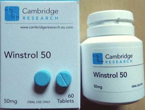 Winstrol (Stanozolol) Kaufen
