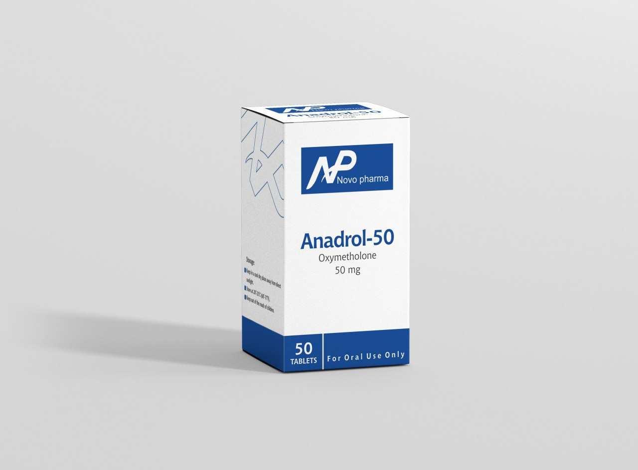 Anadrol Dosierung