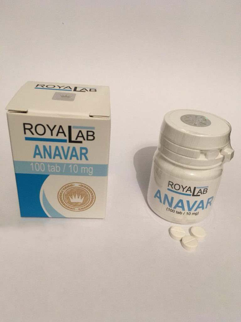 Anavar Tabletten