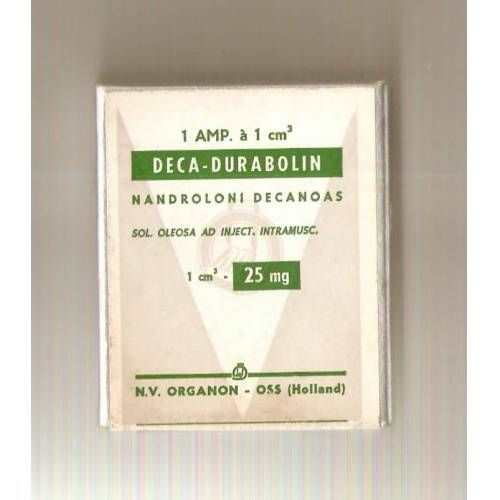Deca Durabolin Muskelaufbau